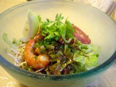 トムヤムクン冷麺